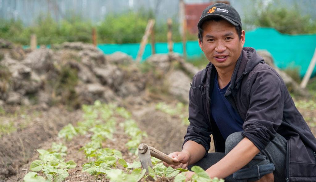 Tshering Dorji, Small Grants Program