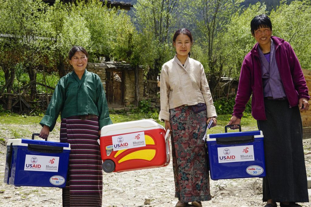 Women-Focused Group in Haa