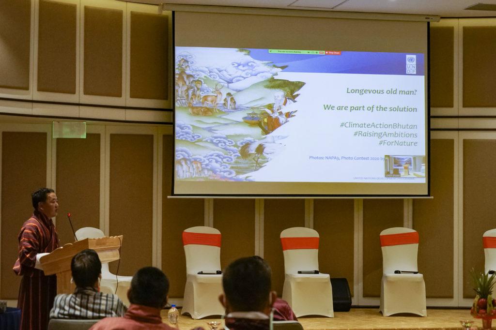 Raising Climate Ambition, Bhutan voices, climate change, adaptation