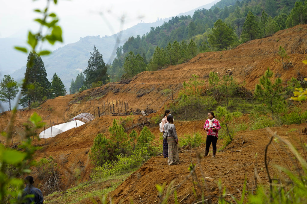 Loden and Bhutan Foundation Supports an Entrepreneur in Wangdue Phodrang